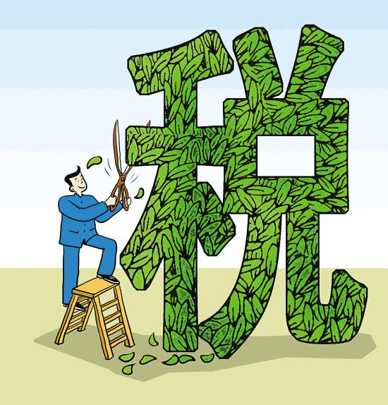 podatki w Chinach
