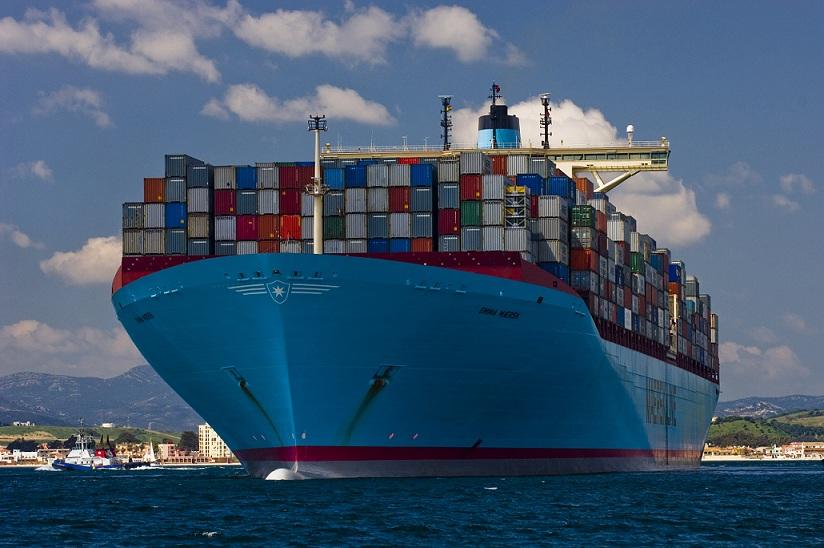 transport towarów z Chin