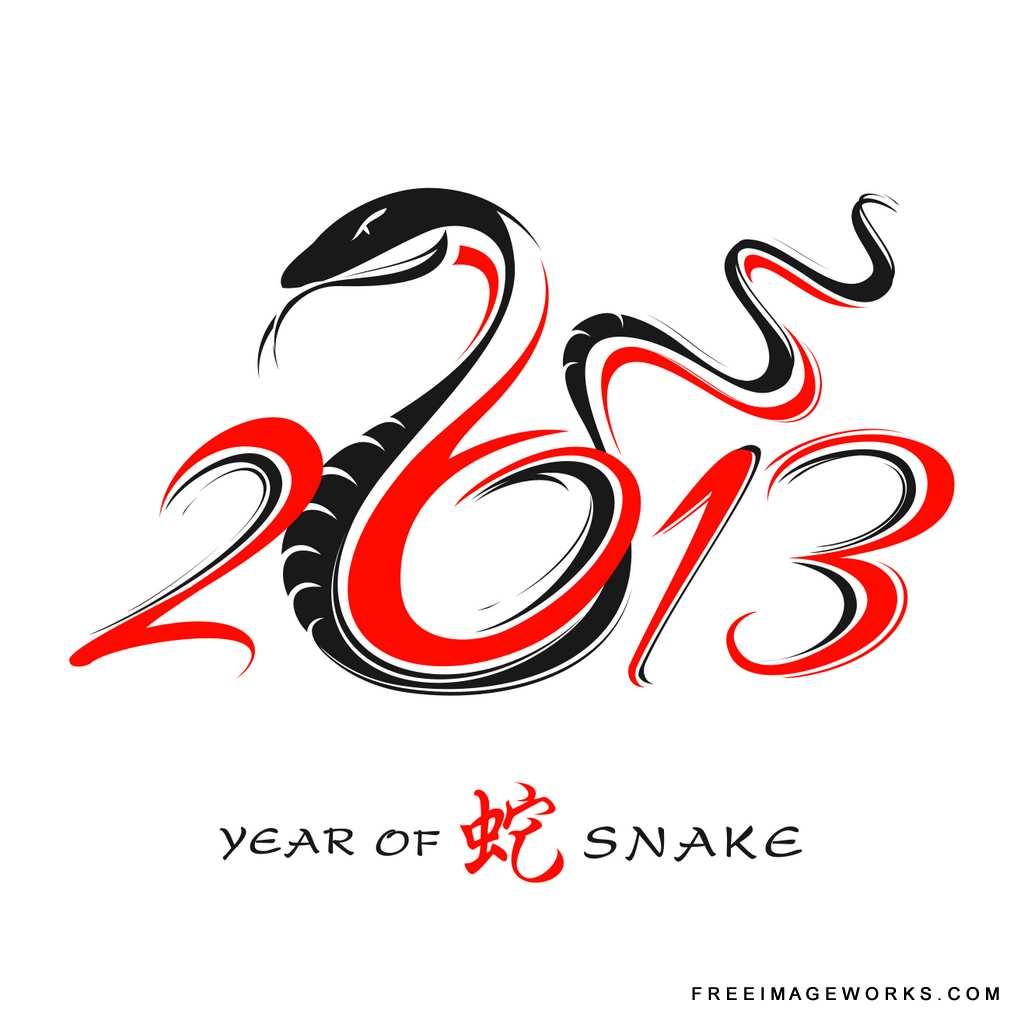 Kalendarz Świąt Chińskich - Rok węża
